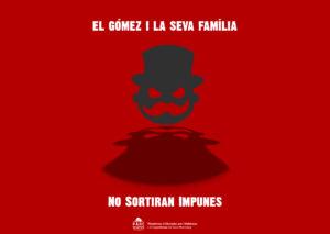 Prou abusos, famíla Gómez-Pérez
